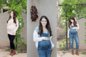 fall maternity style | Albuquerque Moms Blog