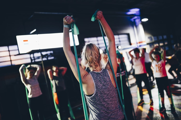 Fitness After Baby from Albuquerque Moms Blog