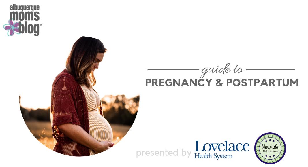 pregnancy & postpartum guide, Albuquerque