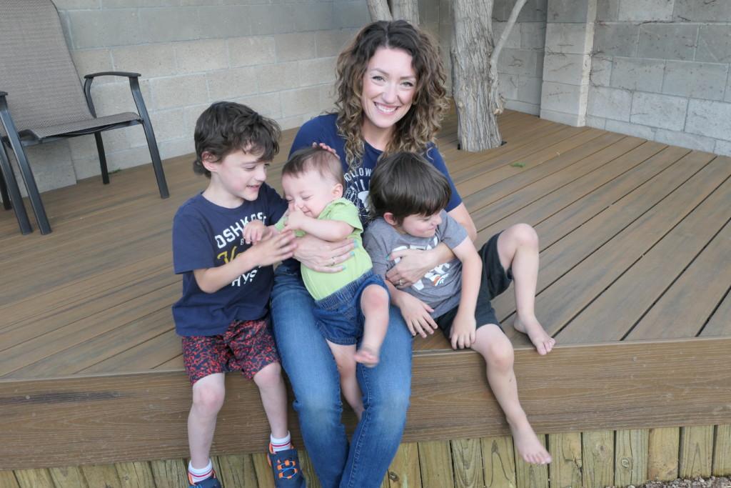 boys on deck. Albuquerque Moms Blog.