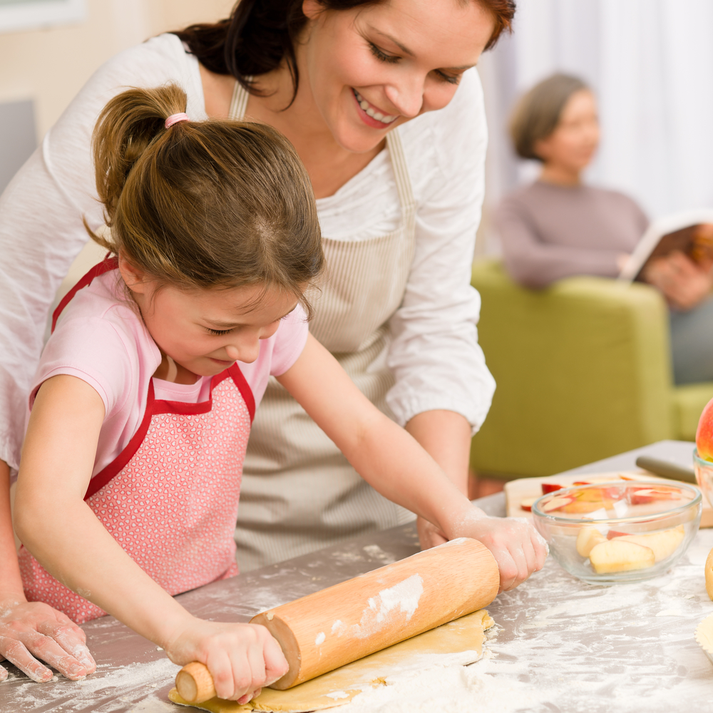 family recipe box from Albuquerque Moms Blog
