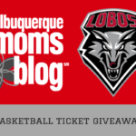 UNM Lobos Basketball Ticket Giveaways!