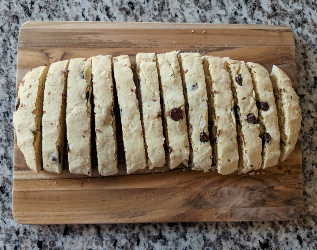 The Best Biscotti Ever :: Super Simple & Oh So Festive! from Albuquerque Moms Blog