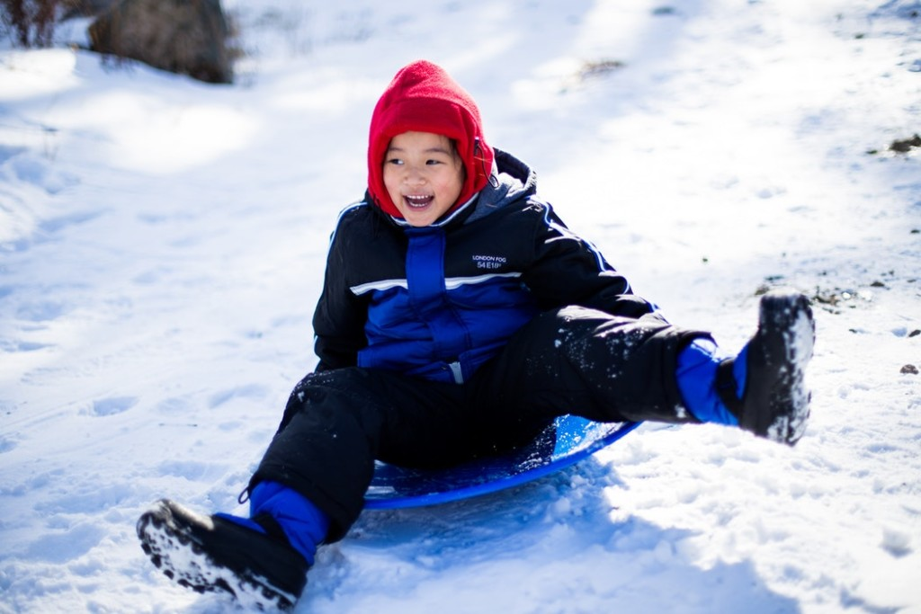 3 Tips for Getting Outside with Kids this Winter