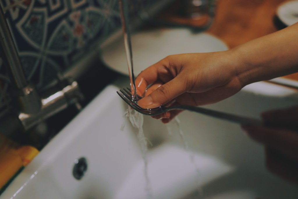 No Dishwasher, No Problem :: The Handwasher's Tale from Albuquerque Moms Blog