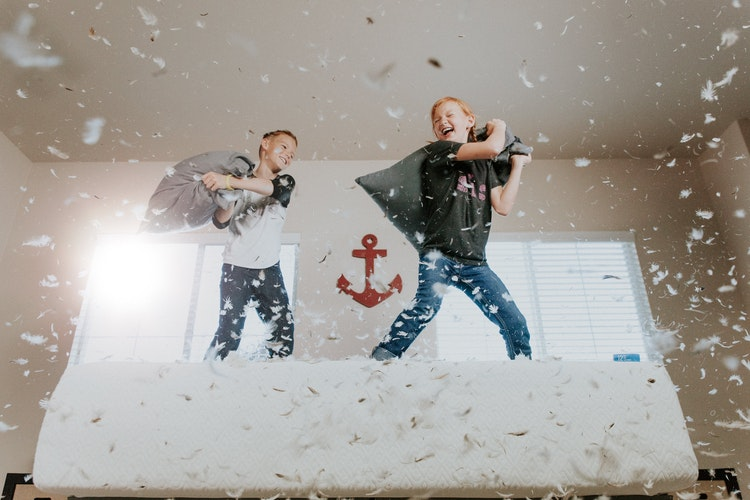 Baby It's Cold Outside! :: 5 Simple Indoor Play Ideas from Albuquerque Moms Blog