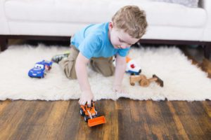 Toy Cleanup Game Changer :: The Sunday Box from Albuquerque Moms Blog