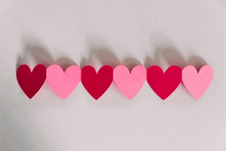 Make Yourself a Valentine & Celebrate YOU! from Albuquerque Moms Blog