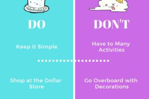 Dos and Don'ts of Kids' Birthday Parties by the Albuquerque Moms Blog