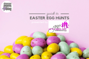 Easter Egg Hunts, Albuquerque, Spring events