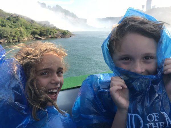 Kids at Niagara Falls Albuquerque Mom's Blog
