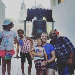 Family Views Liberty Bell Albuquerque Mom's Blog