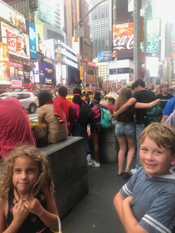 Children in New York City Albuquerque Mom's Blog