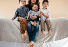 Why Kids Behave Worst for Their Moms