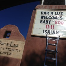 Albuquerque Mom's Blog - Dar a Luz