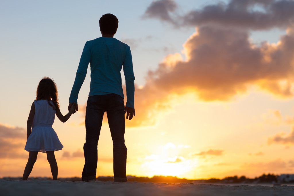 Celebrating Father's Day from Albuquerque Moms Blog