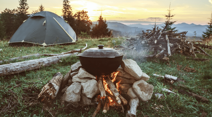 4 Reasons Why You Should Camp Across the U.S. This Summer