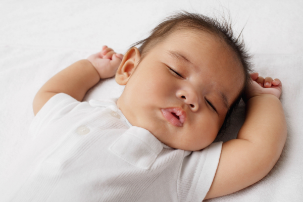 sleep training saved my sanity