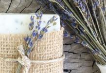 How to Make Honey Lavender Soap