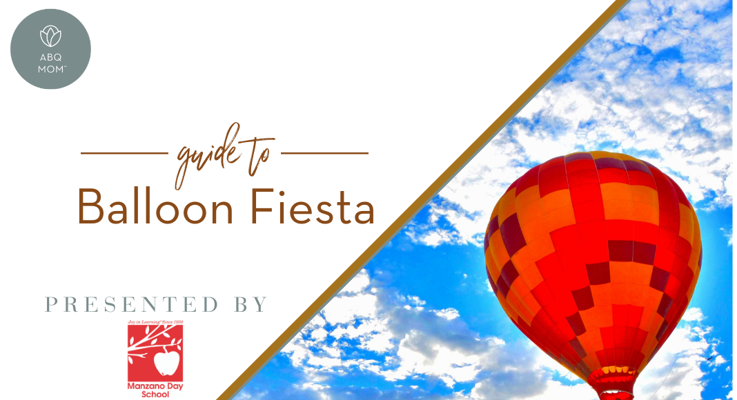 balloon fiesta with kids, Albuquerque