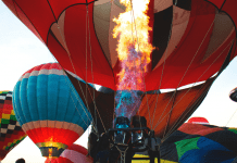 Chase Crew :: Behind the Scenes at Balloon Fiesta