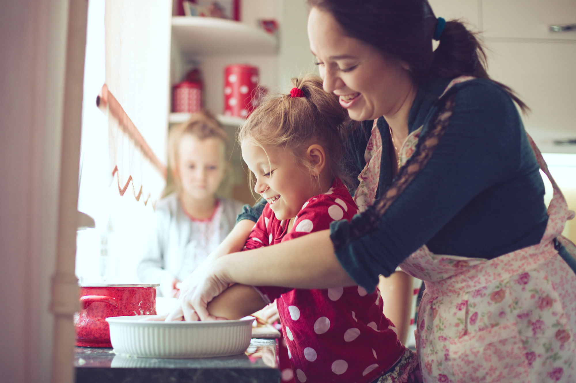 Helping Kids Lean to Cook in the Kitchen from Albuquerque Moms Blog
