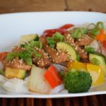 Chicken Teriyaki and Vegetables :: an Easy & Healthy Weeknight Meal