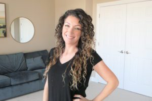 How to Style Naturally Curly Hair by Albuquerque Moms Blog