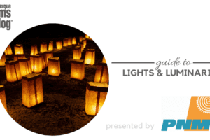 Guide to Lights and Luminarias