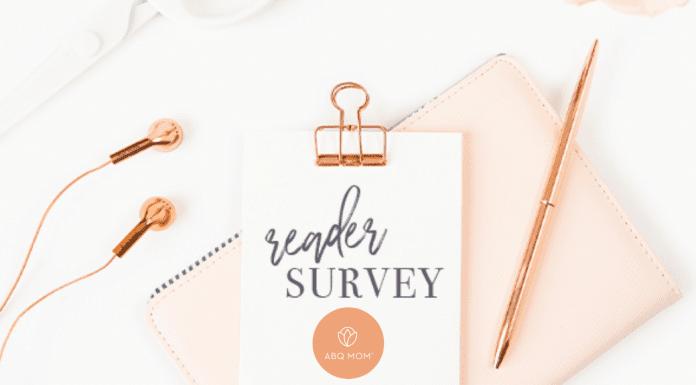 ABQ Mom, reader survey