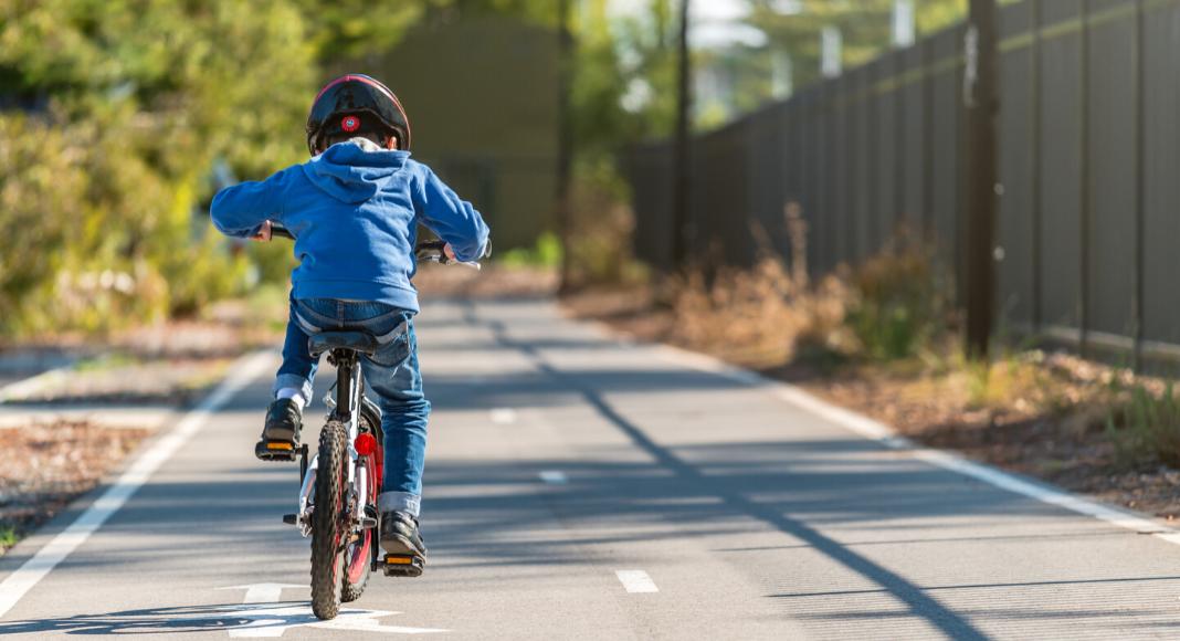 teach kids to ride a bike, ABQ Moms