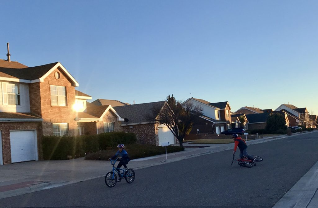 Patience is Key when learning to ride a bike, Albuquerque Mom's Blog