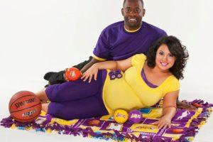 2011 Lakers Maternity Shoot 1