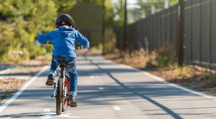 Here's How I Taught My Kids to Ride a Bike