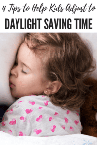 tips to help kids adjust to daylight savings time, ABQ Moms