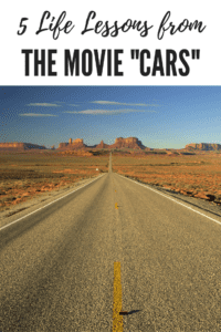 """5 life lessons from the movie """"cars"""", ABQ Moms"""
