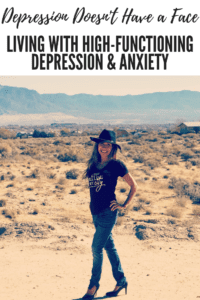 living with high-functioning depression and anxiety, ABQ Moms
