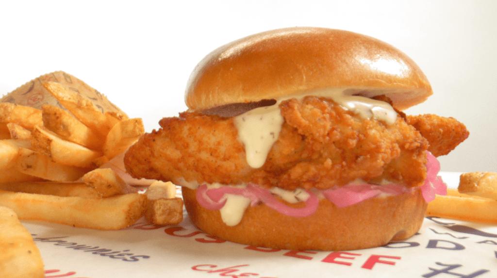 Blake's chicken sandwiches