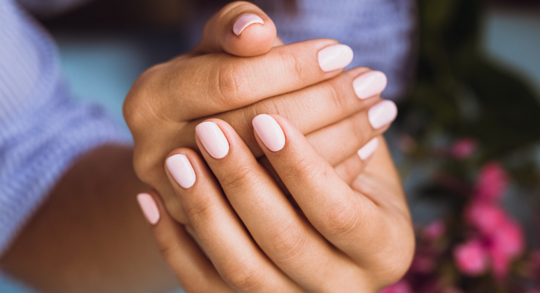 how to ditch the nail salon