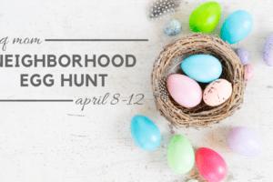 Albuquerque Neighborhood Egg Hunt