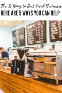 5 ways to help local businesses, Albuquerque