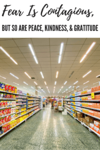 But So Are Peace, Kindness, & Gratitude