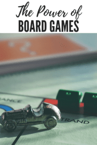 the power of board games, ABQ Moms