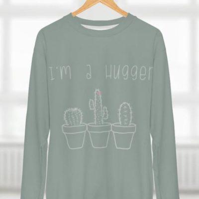 I'm a Hugger Cactus