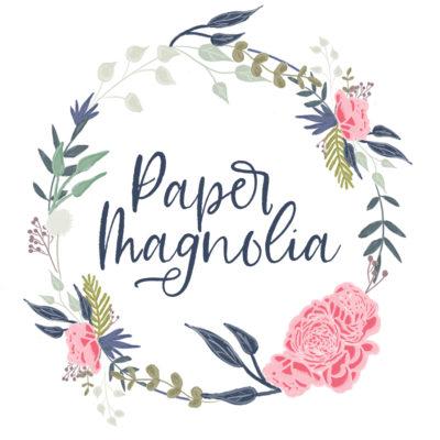 Paper Magnolia Wreath2 (1)