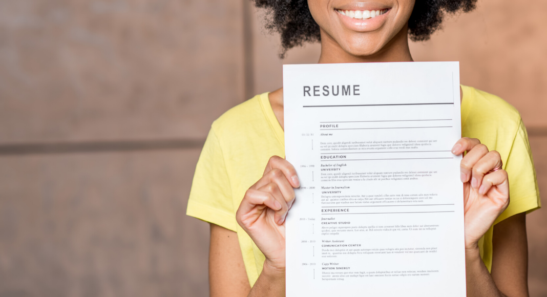 4 resume writing tips