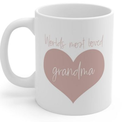 Worlds most loved grandma