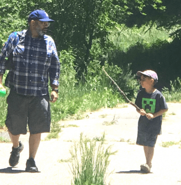 father's day, new mexican dad, ABQ Mom