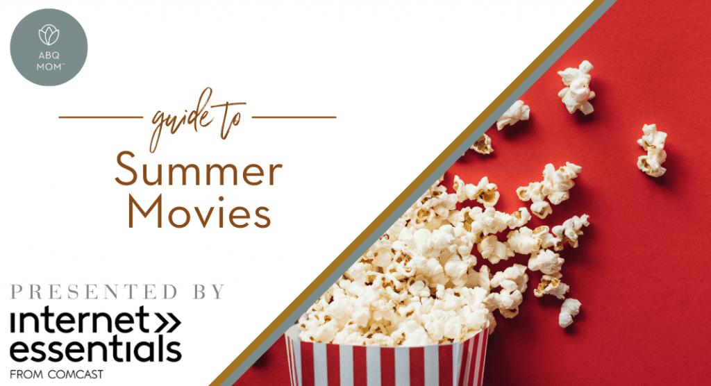 summer movies in Albuquerque