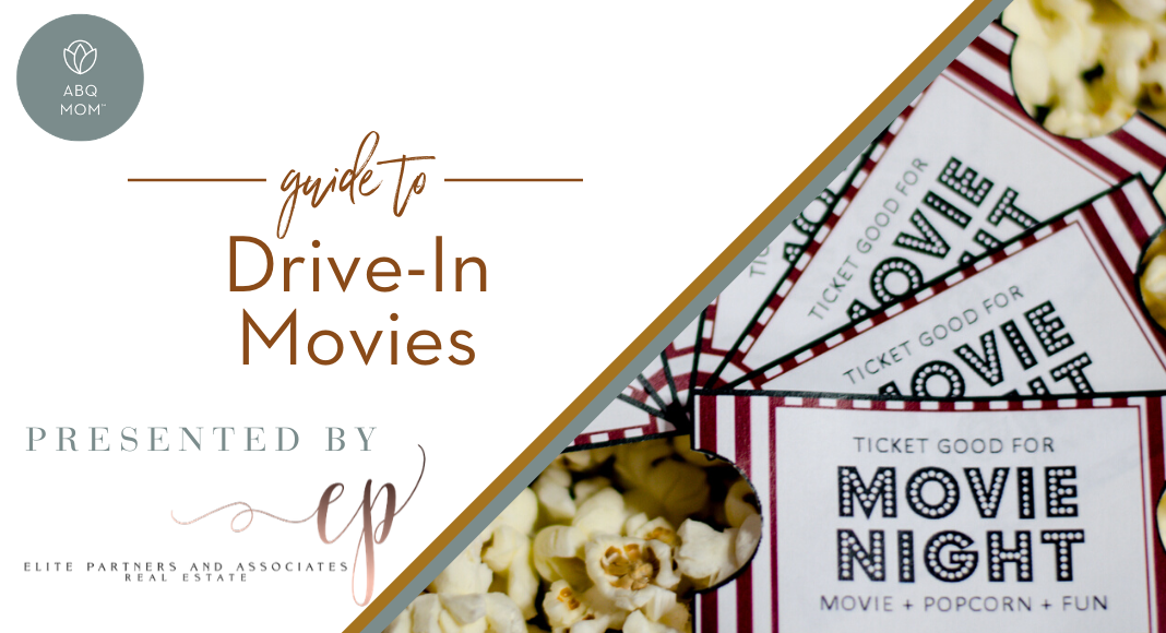 drive-in movies, ABQ, Albuquerque